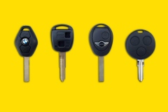 Immobilizer Keys